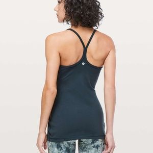 LULULEMON Power Y Nocturnal Teal // Size 6